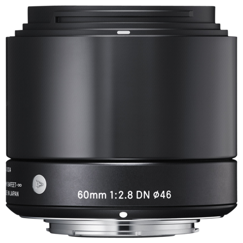 Sigma 60mm f/2.8 DN Black MFT