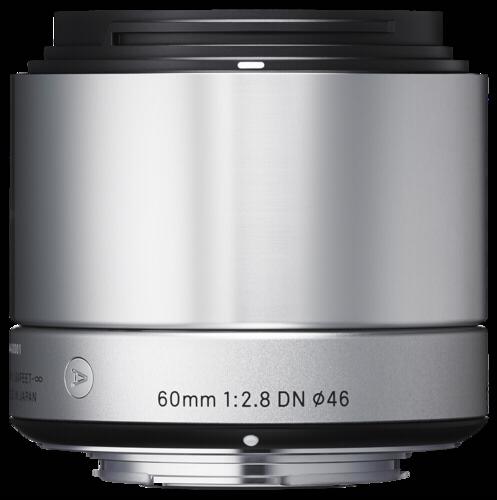 Sigma 60mm f/2.8 DN Silver MFT