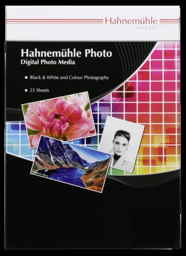 Hahnemuhle Photo Matt Fibre Duo Warm White A3+ 210gr (25 Sheets)