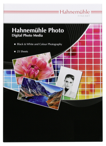 Hahnemuhle Photo Glossy A4 260gr (25 Sheets)