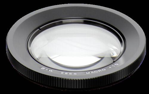 B+W Close Up Lens +10 (NL10) 58mm