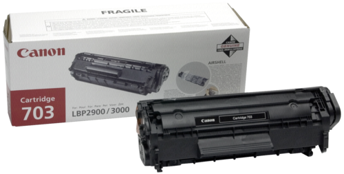 Canon Toner Cartridge 703BK Black