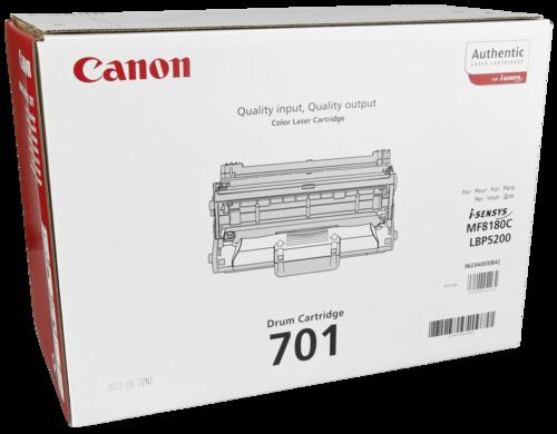 Canon Drum Cartridge 701BK Black