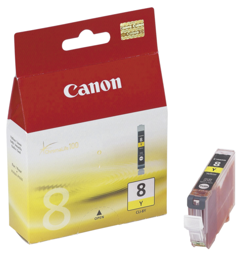 Canon CLI-8 Y Yellow