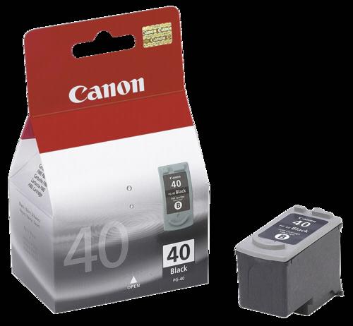 Canon PG-40 BK Black