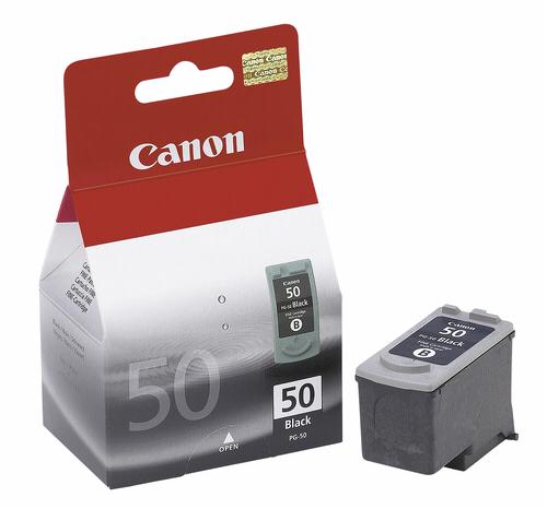 Canon PG-50 BK Black