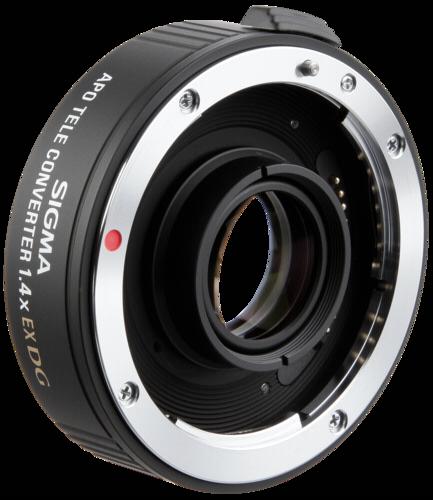 Sigma EX 1.4x APO DG Canon