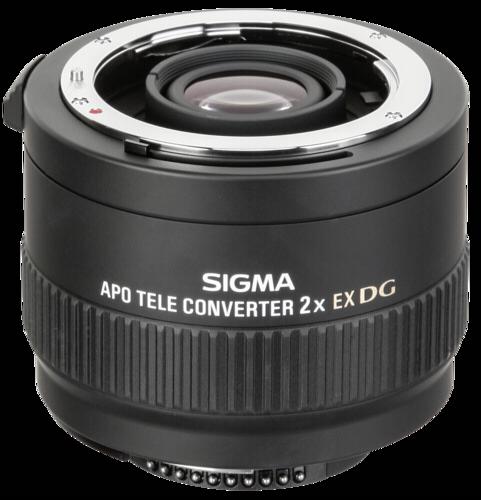 Sigma EX 2.0x APO DG Canon