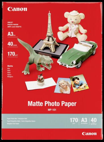 Canon MP-101 Matt Photo A3 170gr (40 sheets)