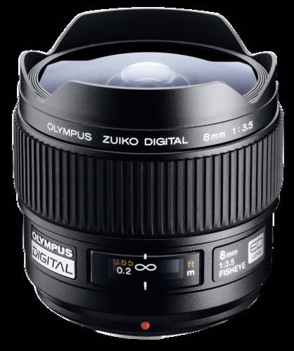 Olympus Zuiko ED 8mm f/3.5 Fisheye