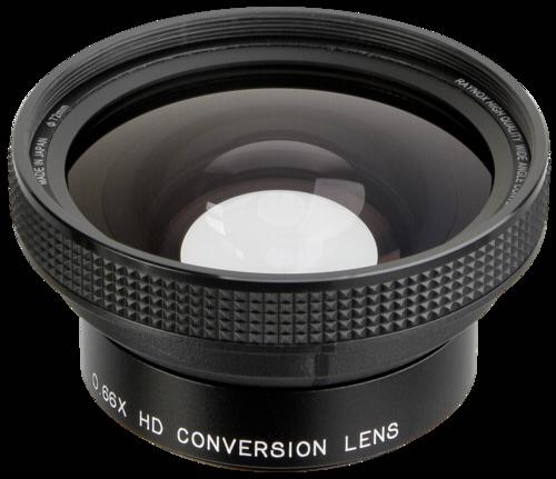 Raynox HD 6600 PRO Wide lens 0.66x 55mm