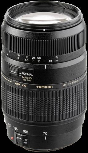 Tamron LD 70-300mm f/4.0-5.6 DI Canon
