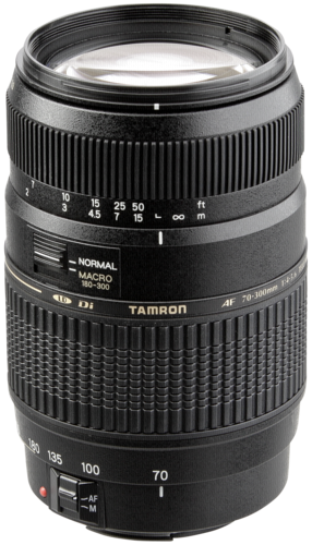 Tamron LD 70-300mm f/4.0-5.6 DI Sony