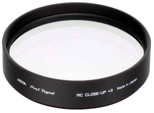 Hoya Close Up +3 Pro 1 Digital 52mm