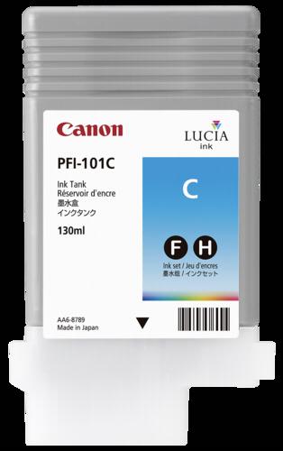Canon PFI-101 C Cyan