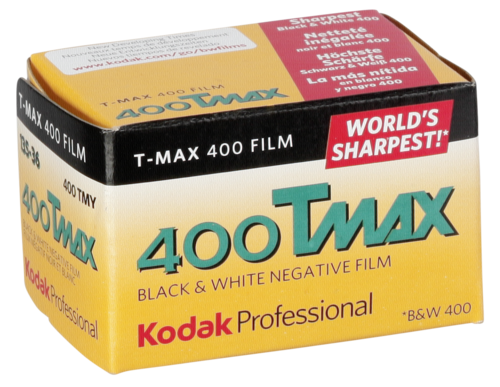 Kodak TMX 400 135/36