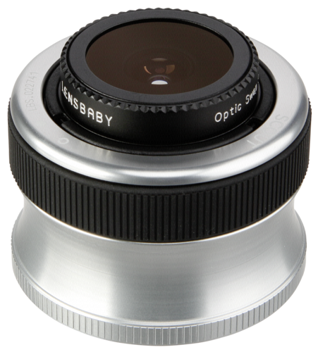 Lensbaby Scout + Fisheye Optic Canon EF