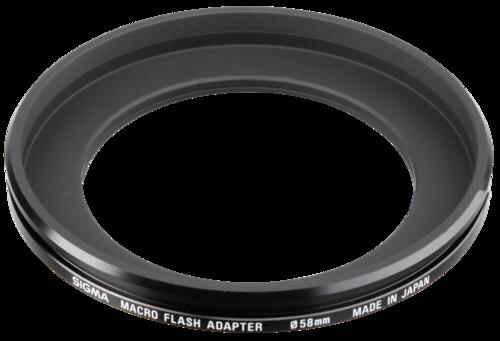 Sigma Macro Flash Adapter 58mm