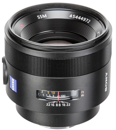 Sony 50mm f/1.4 Carl Zeiss