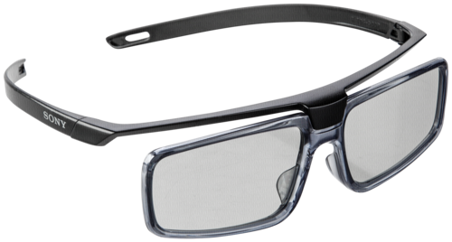 Sony TDG 500P 3D Glasses