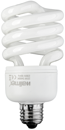 Walimex Daylight Spiral Lamp 25W equates 150W