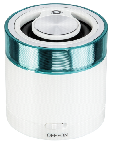 Conceptronic CLLSPK30BTW white Mobile Bluetooth Speaker
