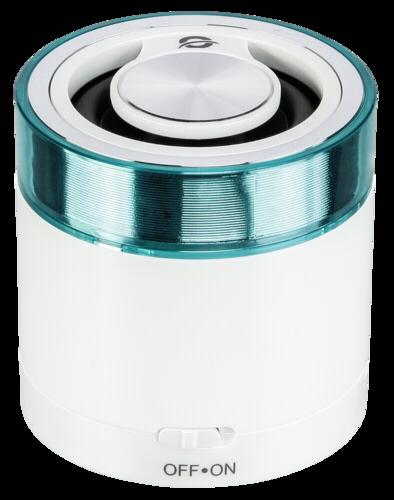 Conceptronic CLLSPK30BTW white Mobile Bluetooth Speaker