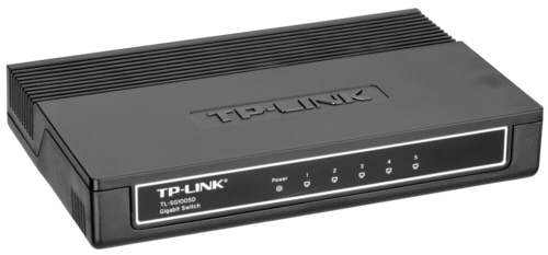 TP-LINK TL-SG 1005 D 5-port Gigabit Switch
