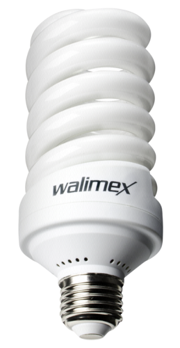 Walimex Spiral Daylight Lamp 28W equates 140W