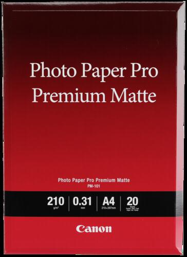 Canon PM-101 Pro Premium Matte A4 210gr (20 sheets)