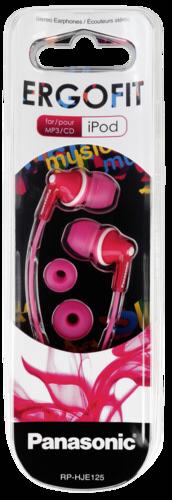 Panasonic RP-HJE 125 Pink