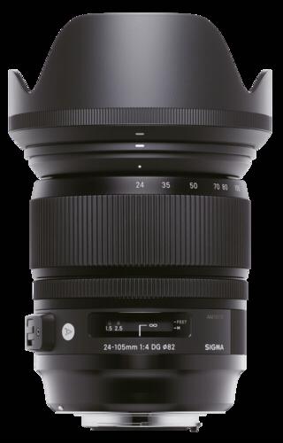 Sigma 24-105mm f/4 DG OS HSM Nikon