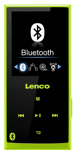 Lenco Xemio 760 BT 8GB green