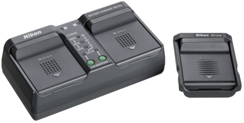 Nikon MH-26a Battery Charger with BT-A10