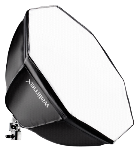 Walimex Daylight 250 with Octagon Softbox 55cm