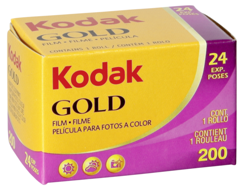 Kodak Gold 200 135/24