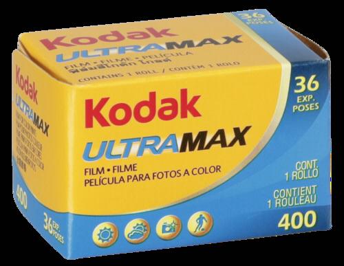 Kodak Ultra Max 400 135/36