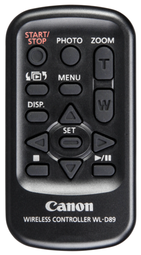 Canon WL-D89 Wireless Controller