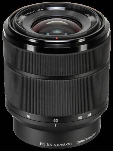 Sony E-Mount FE 28-70mm f/3.5-5.6 OSS (Bulk)