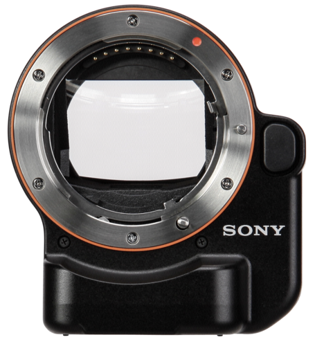 Sony Adapter LA-EA4 A-Mount to E-Mount FF