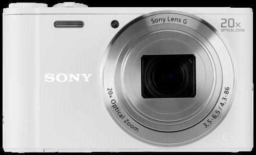 Sony DSC-WX 350 White