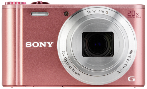 Sony DSC-WX 350 Pink