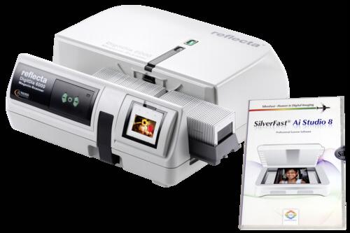 Reflecta DigitDia 6000 with SilverFast Ai Studio 8