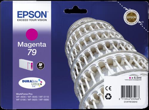 Epson Cartridge T7913 DURABrite Magenta