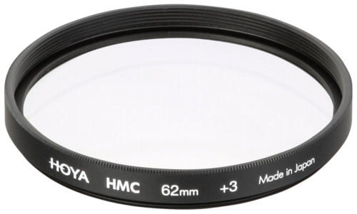Hoya Close Up +3 HMC 62mm