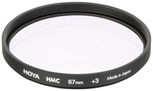 Hoya Close Up +3 HMC 43mm