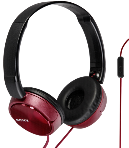 Sony MDR-ZX 310AP Red