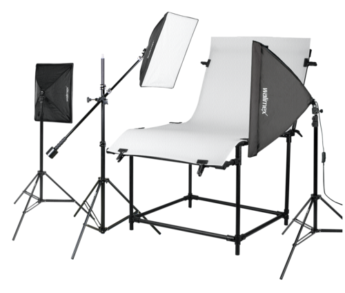 Walimex Pro Shooting Table Set Pro Daylight