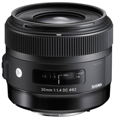 Sigma 30mm f/1.4 DC HSM Sony