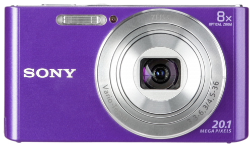 Sony DSC-W 830 Purple